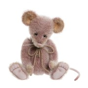 Souris Sweet Cicely - Isabelle Collection - Charlie Bears