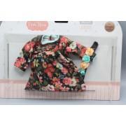 Vêtement Nora Robe fleurie pour poupée Las Amigas - Paola Reina