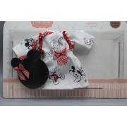 Vêtement Carla Robe Mickey pour poupée Las Amigas - Paola Reina