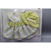 Vêtement Becca pour poupée Soy Tu - Paola Reina