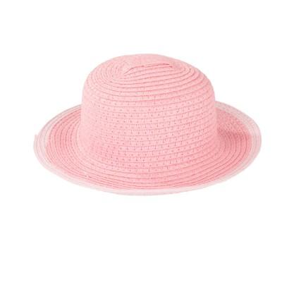 Chapeau de paille rose pour Poupée 42-50 Cm - Götz
