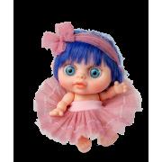 Poupée Bébé Biggers Bleu - Berjuan