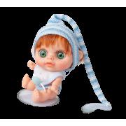 Poupée Bébé Biggers Roux - Berjuan