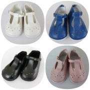 Chaussures Mary Jane petits trous Lupin