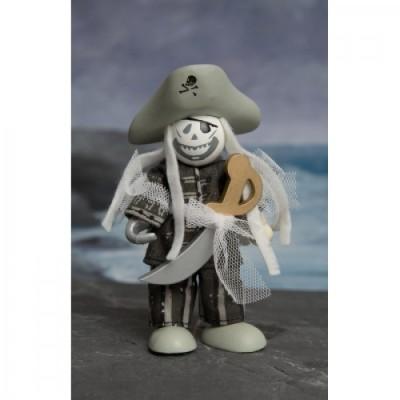 Le Pirate Fantôme en bois