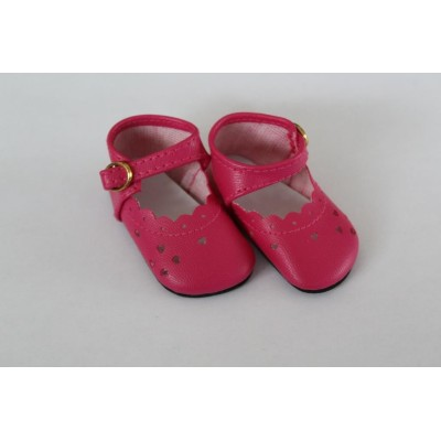 Chaussures à petits coeurs Tournesol