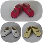 Chaussures à petits coeurs Valeriane Boneka