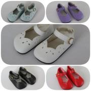 Chaussures découpées Girl Astrance