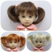Perruque Mei pour Little Darling