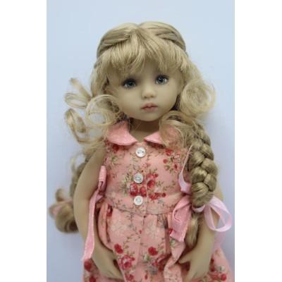 Perruque Violet pour Little Darling