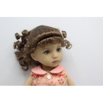Perruque Annabelle pour Little Darling