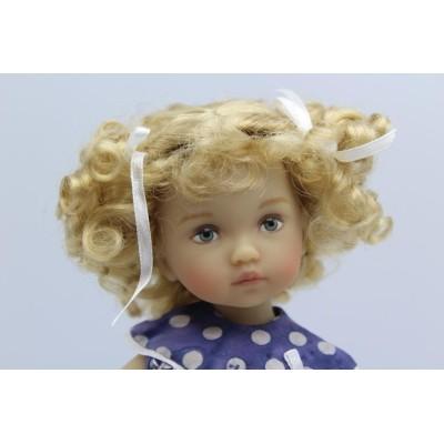 Perruque Lulu pour Boneka Tuesday