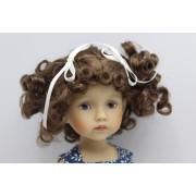 Perruque Lulu pour Boneka Monday