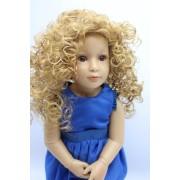 Perruque Liza pour poupée Maru