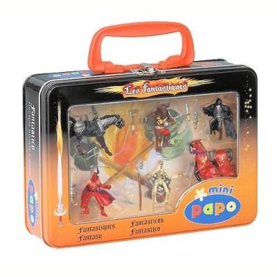 Mini Fantastiques et squelette Papo