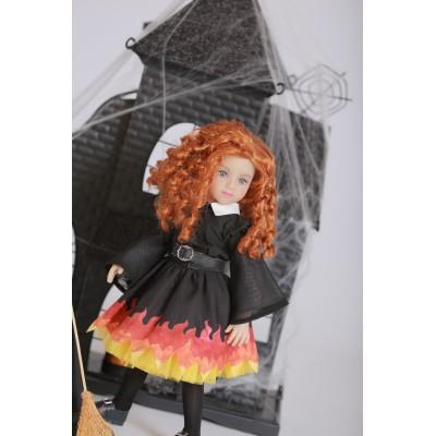 Mini Maru - Poupée Fire Witch - Edition limitée 2020 - Maru and Friends