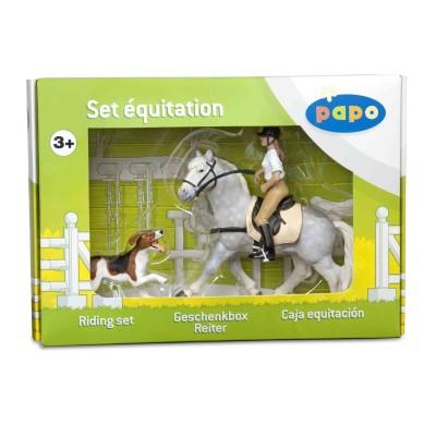 Set équitation Papo