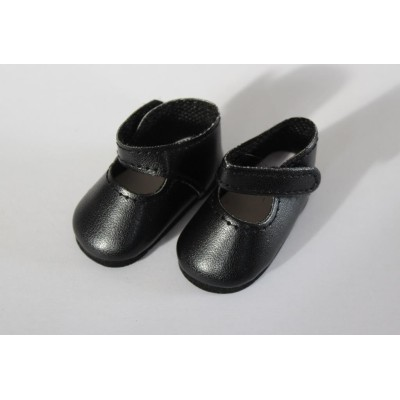 Chaussures Mary Jane noires pour Amigas - Paola Reina