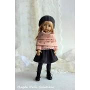 Tenue Ava pour poupée Boneka - Magda Dolls Creations