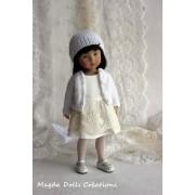 Tenue Tessy pour poupée Boneka - Magda Dolls Creations