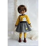 Tenue Séraphine pour Poupée Fashion Friends 36 Cm - Magda Dolls Creations