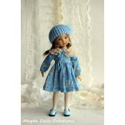 Ensemble Lenka pour Poupée Little Darling - Magda Dolls Creations