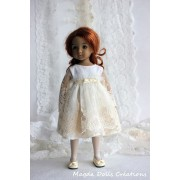 Ensemble Stella pour Poupée Little Darling - Magda Dolls Creations
