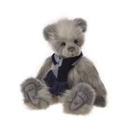 Panda Clark - Charlie Bears en Peluche