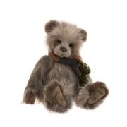 Panda Miller - Charlie Bears en Peluche