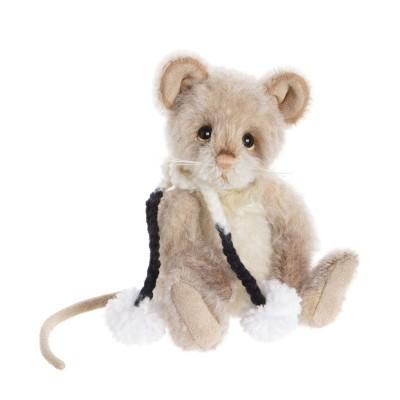 Souris Fezziwig - Minimo Collection - Charlie Bears