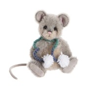 Souris Marley - Minimo Collection - Charlie Bears