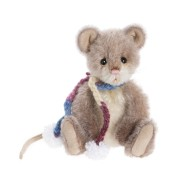 Souris Bob Scratchit - Minimo Collection - Charlie Bears