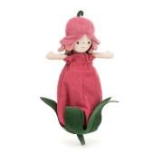 Poupée Chiffon Petalkin Rose Jellycat
