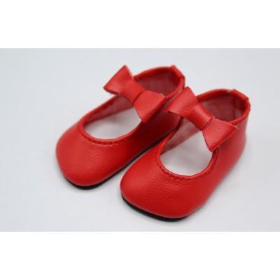 Chaussures à brides avec noeud Iris
