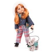 Poupée Hannah et son chien - Götz Edition 2021