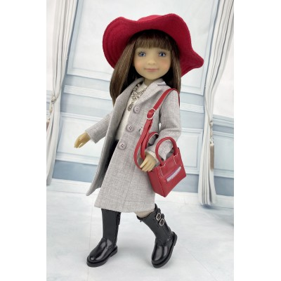 Camille Fashion Friends - Poupée exclusive Ruby Red