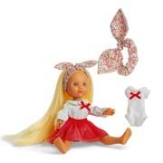 Poupée Eva blonde et son trousseau - Edition 2021