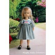 Tenue Natalia pour poupée Boneka - Magda Dolls Creations