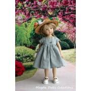 Ensemble Paulina pour Poupée Little Darling - Magda Dolls Creations