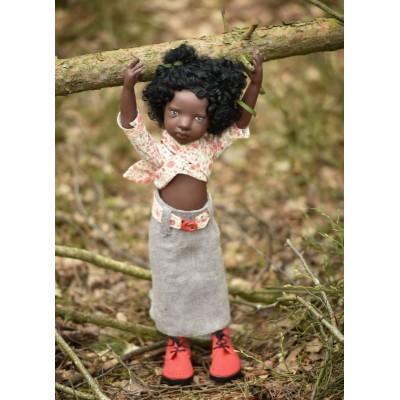 Poupée Lamia 50 Cm - Children of the World 2021 - Zwergnase