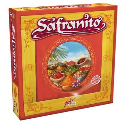 Jeu de Société - Safranito