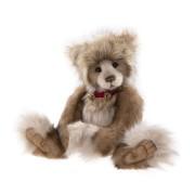 Ours Plumo Donalda - Charlie Bears en Peluche - Edition 2021