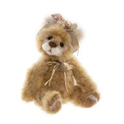 Ours Amelia Rose - Isabelle Collection 2021 - Charlie Bears