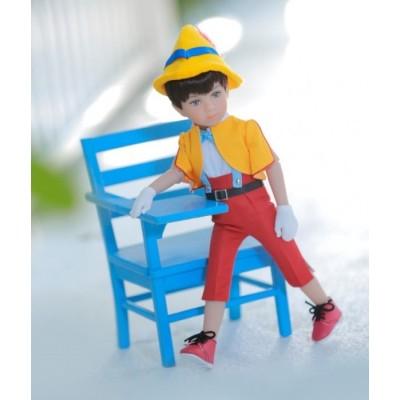 Mini Maru - Poupée Pinocchico - Edition limitée 2021 - Maru and Friends