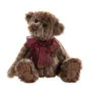 Ours Reddy - Charlie Bears en Peluche 2021