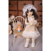 Poupée BJD Cutie Peridot Vanilla Cheese 26 cm - Comi Baby Doll