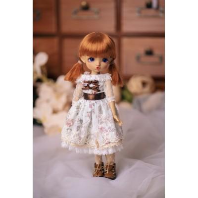 Poupée BJD Mini Kimel Lovely Liberty Teint mat 22 cm - Comi Baby Doll