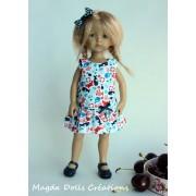 Tenue Carrie pour poupée Boneka - Magda Dolls Creations
