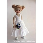 Tenue Abbie pour Poupée Fashion Friends 36 Cm - Magda Dolls Creations