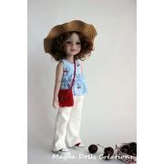 Tenue Bridget pour Poupée Fashion Friends 36 Cm - Magda Dolls Creations